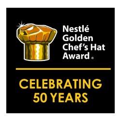 Nestlé GOLDEN CHEF'S HAT AWARD